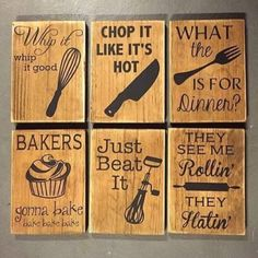 Kitchen humor