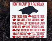 Razorbacks! ....I could add more to this