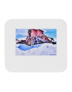 Victor Mines Colorado Watercolor Mousepad
