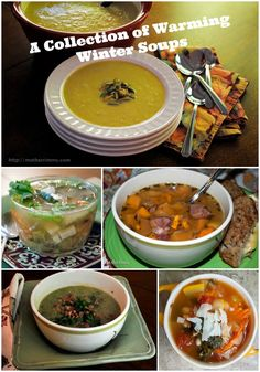 10 Hearty and Healthy Soup Recipes to Warm You Up Recipes: http://motherrimmy.com/10_healthy_soup_recipes/ #recipes #soup #healthyrecipes