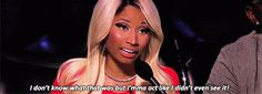On voicing your opinion: | 11 Empowering Nicki Minaj Quotes That Will Speak To Your Soul