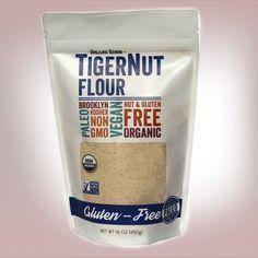 Grain Flour Packaging custom printed pouches