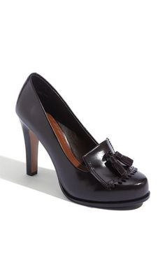 Halogen® 'Carlyle Tassel' Pump - If I actually still wore high heels.  Or worked outside the home.