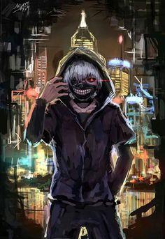 En el fondo es buena persona |Tokyo Ghoul