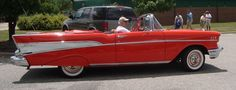 1957 Chevy Bel Air. Be a nice follow up to the Saturn lol.... LOVE acdavis85