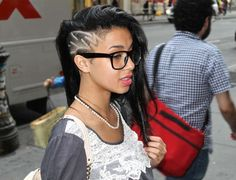 Long hairstyle with shaved sides :: one1lady.com :: #hair #hairs #hairstyle #hairstyles