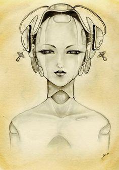 robot girl                                                                                                                                                                                 More
