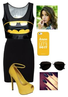 Untitled #115 by h-akther on Polyvore featuring T By Alexander Wang, Breckelle's, Calvin Klein and Casetify