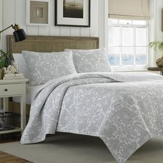 Found it at Joss & Main - 3-Piece Island Memory Coverlet Set by Tommy Bahama