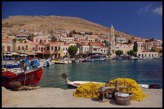 GREECE CHANNEL | Port of Halki