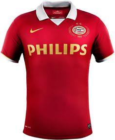 PSV Eindhoven (Netherlands) - 2013/2014 Nike Centenary Shirt