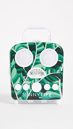 SunnyLife Banana Palm Beach Sounds