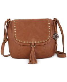 83b0b9a19d Lauren Ralph Lauren Ashfield Amari Saddle Bag. See More. The Sak Serrano Saddle  Bag. Leather Saddle BagsLeather Crossbody ...