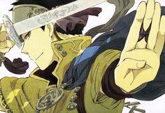 Obi // Akagami no Shirayukihime-Snow White with the Red Hair