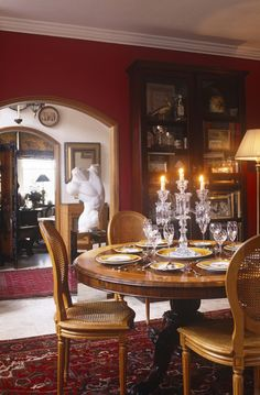 Traditional Dining Room Photos (233 of 349)