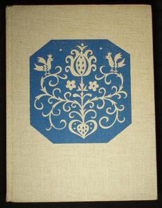 1956 BOOK Slovak & Czech Folk Art