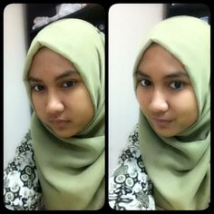 me at office w/ beautiful batik from indonesia ❀
