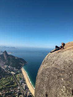 Uma das trilhas mais difíceis do RJ e do visual encantador! Live, Travel, Pro Life, Nature, Viajes, Destinations, Traveling, Trips