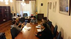 LAVOZ DEL QUEQUEN : La Municipalidad y el CREAP de la UNMdP firmaron c...