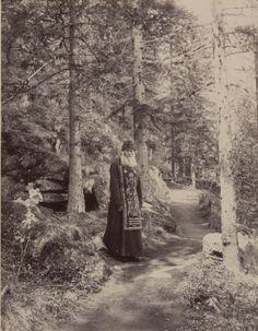 Valaam - St. Petersburg Monastery - Beard In The Woods