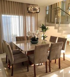 outstanding dining room table decor ideas 16 < Home Design Ideas Home Living Room, Room Design, Living Room Decor Apartment, Dinning Room Decor, Cheap Home Decor, Home Decor, House Interior, Dining Room Contemporary, Dining Room Table Decor