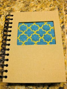 Finished Notebook by Nellbie, via Flickr