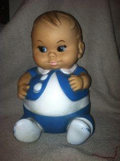 stuff of nightmares   Vintage Plumpee doll. The stuff of nightmares.   Bad ideas