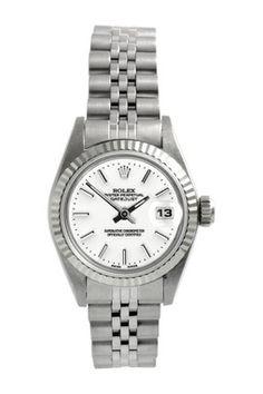 Vintage Rolex Women's Datejust Automatic Watch