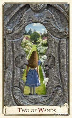 Альбом Alice Tarot — Таро Алисы | Энциклопедия карт Таро и оракулов Rozamira