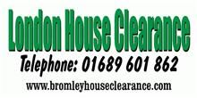 Professional House Clearance and Probate Valuations service undertaken and and Junk and rubbish removal in Greater London