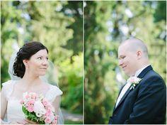 Bride & groom  I  Petra Veikkola Photography  www.petraveikkola.com