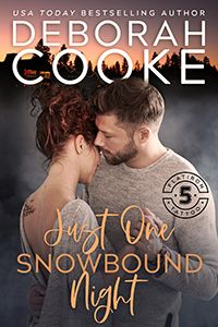 Just One Snowbound Night | Deborah Cooke & Her Books