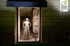 Ralph Lauren windows 2014 Summer, Paris