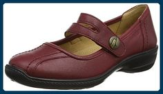 Hotter Damen Karen Mary Jane Halbschuhe, Black (Ruby), 36 EU - Mary jane halbschuhe (*Partner-Link)