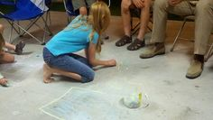 Sidewalk Chalk Pictionary sounds so fun! We've got to try this soon.