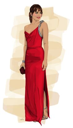#oscars #theoscars #oscars2015 #dakotajohnson #50shadesofgrey #cateblanchett #agatatrzebuchowska #ida #event #night #fashion #illustration #fashionillustration #ilustracja #moda #project #photoshop #adobe #illustrator #graphicdesign #design #graphic #art #digital #digitalart #wacom #wacomintuos #madewithwacom