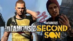 InFAMOUS and InFAMOUS: Second Son