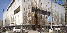 Architectuur in Rotterdam   Warenhuis De Bijenkorf