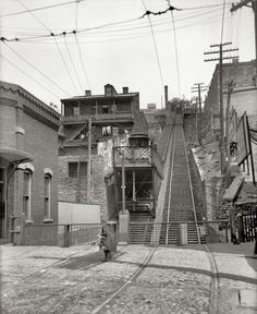 Mt. Adams Incline 1906