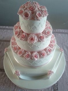 Weeding cake  Cake by vanessa netto