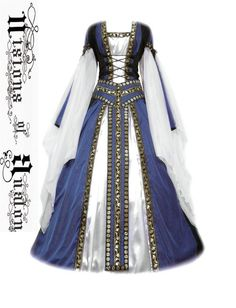 Images For > Medieval Royalty Clothing For Women
