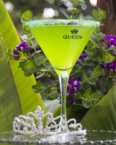 This is a great martini, especially for summer and spring entertaining!
