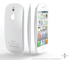 I would buy this: STUNNING iPhone 5 concept phone by Italian designer Federico Ciccarese.