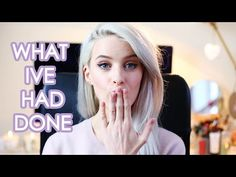 What I've Had Done! Big Beauty Chat | Inthefrow - YouTube