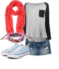 """""""Emily Fields"""" by casey-l-chambers ❤ liked on Polyvore"""