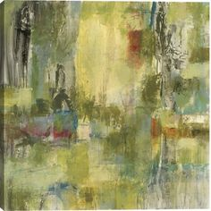 - Description - Why Accent Canvas? This exquisite Equivalence II Abstract Canvas Wall Art Print by Jane Bellows is created using quality fade resistant inks on a premium cotton canvas to ensure durabi