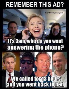 Remember Benghazi...
