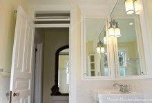 Bathroom Remodel - Victoria Elizabeth Barnes  Excellent solutions for my bathroom remodel.  Color, window in shower, heated floor, fixtures, toilet and sink on same side.
