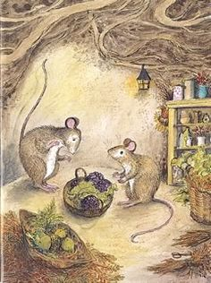 Poem Born From Heart !: The Town Mouse and the Country Mouse Susan Wheeler, Lisbeth Zwerger, Beatrix Potter, Graphic Design Inspiration, Art Google, Rats, French Antiques, Illustrators, Clip Art