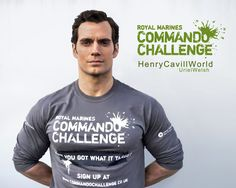 Royal Marines Commando Challenge 2016 by urielwelsh